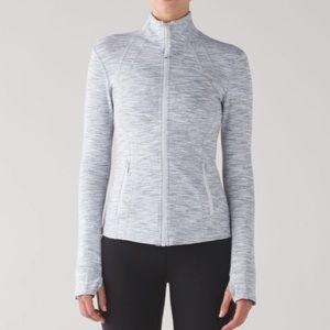 NWOT Lululemon Define Jacket Heathered Grey